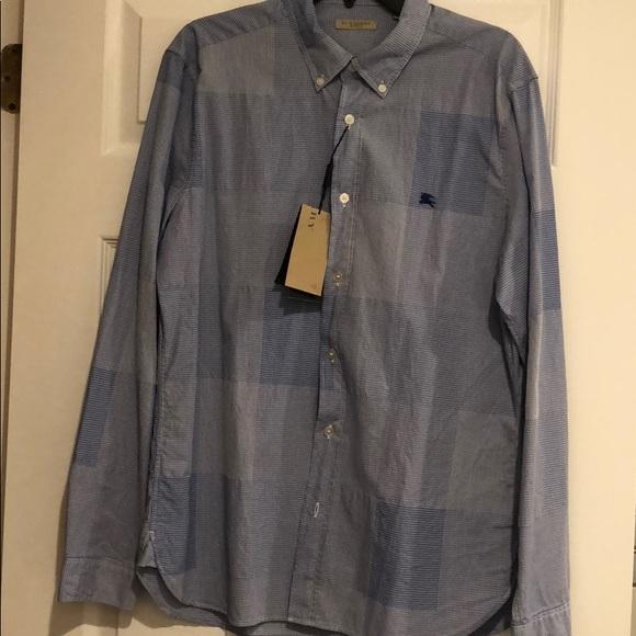 Burberry Brit bottom down shirt